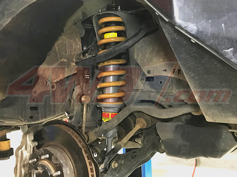 Toyota FJ Cruiser Tough Dog Suspension