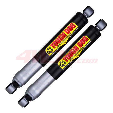 Holden Rodeo Tough Dog Adjustable Shocks