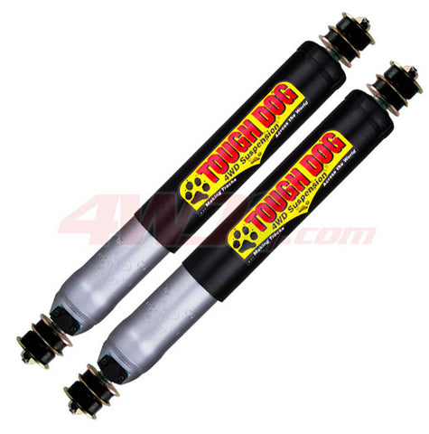 Tough Dog Adjustable Shocks Nissan MQ MK Patrol