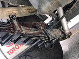 78 Series LandCruiser Tough Dog Suspension