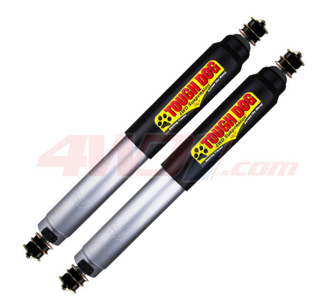 Patrol Coil Cab 45mm Bore Tough Dog Adjustable Shocks
