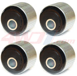 2 Degree Caster Bushes Nissan Patrol GU/Y61 Wagon