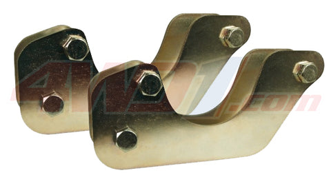 5 degree caster correction plates