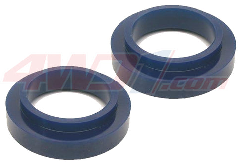 80 Series Toyota LandCruiser Coil Spring Spacers 30mm