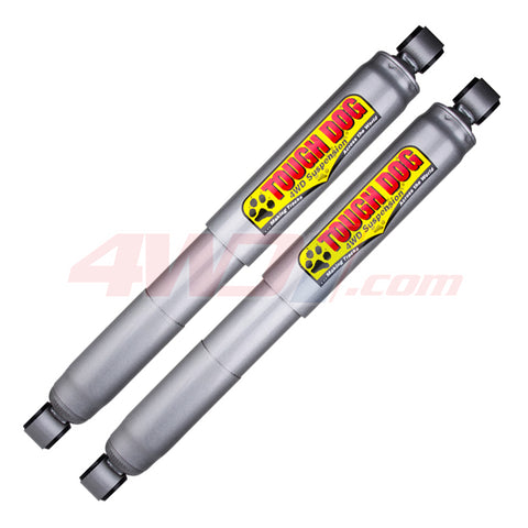 VW Amarok Rear Foam Cell Shocks
