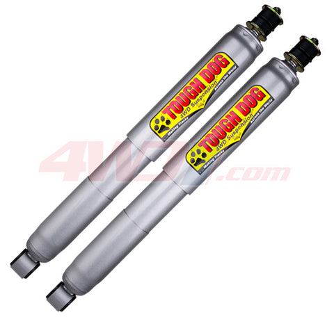 Nissan Y62 Patrol Rear Foam Cell Tough Dog Shocks
