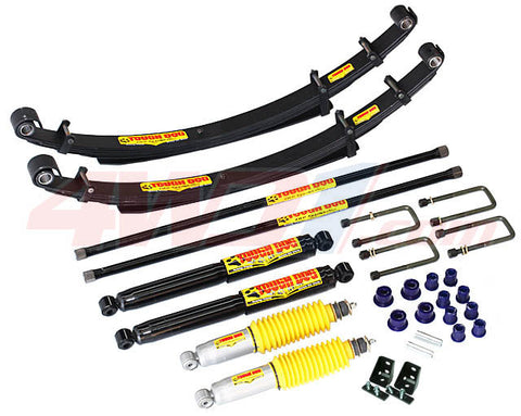 Mazda BT50 Tough Dog Suspension Kit