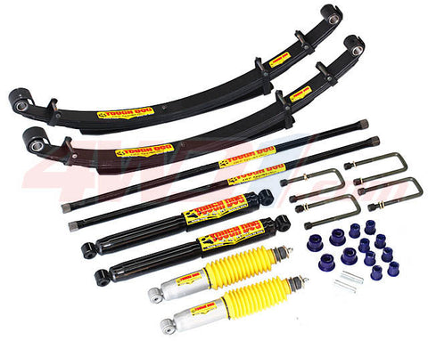 Mitsubishi Pajero Tough Dog Suspension Kit