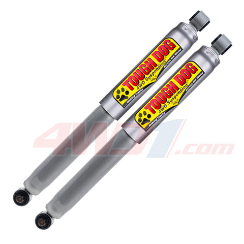 Tough Dog Nitro Gas Shocks Nissan D40 Navara