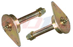 45 Series Rear Greasable Fixed Pins
