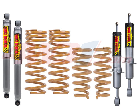 Isuzu MU-X Tough Dog Suspension Kit