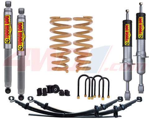 Nissan Navara D40 Tough Dog Suspension Kit