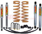 78 Series Toyota LandCruiser Tough Dog Suspension Kit