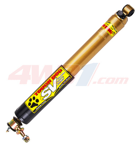 SV Adjustable Steering Damper 80 Series LandCruiser