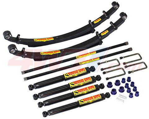 Holden Rodeo Tough Dog Suspension Kit