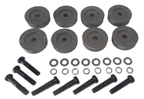 Jeep TJ Wrangler Transmission Spacers