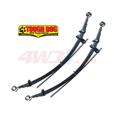 Rear Leaf Springs 76 Series Toyota LandCruiser (Pair)