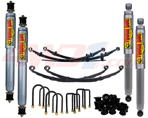 Toyota 75 Series LandCruiser Tough Dog Suspension Kit