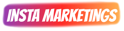InstaMarketings Banner Logo