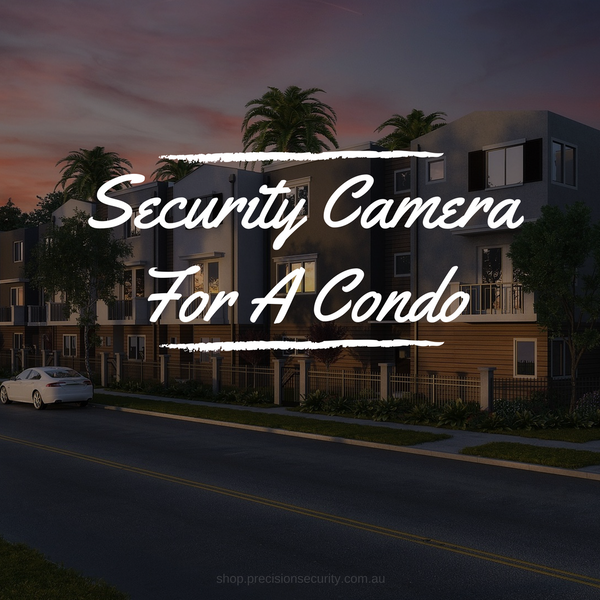 What Is Best Security Camera For A Condo?