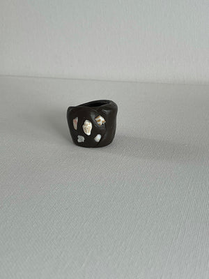 OLIO SCULPTURE RING 32.