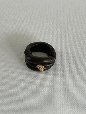 OLIO SCULPTURE RING 36.