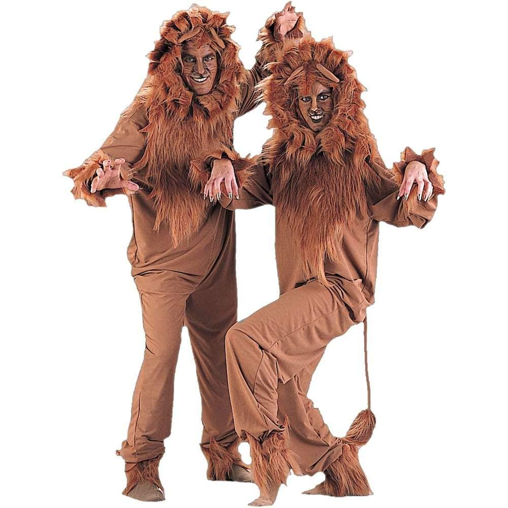 Charades Lion Unisex Adult Party Costume