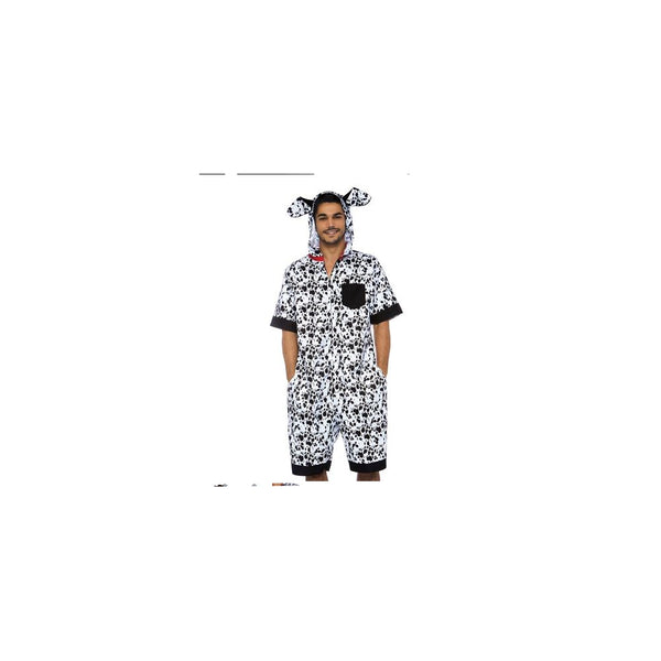 Leg Avenue Men's Dalmation Dog Costume