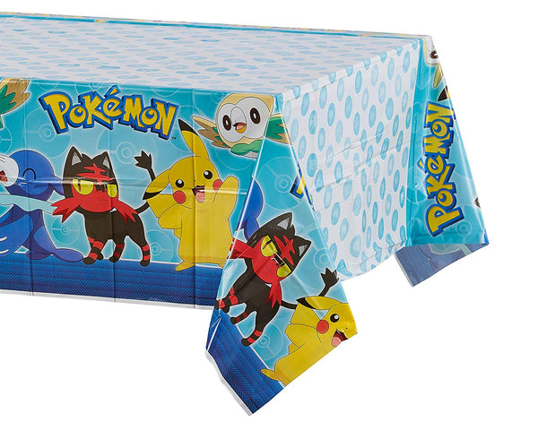 Pokémon party supply, 1-Count, Tablecover