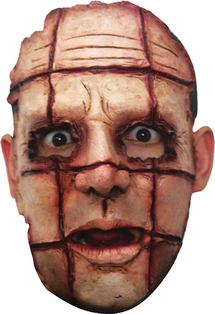 Ghoulish Productions Serial Killer Human Flesh Style Costume Face Mask