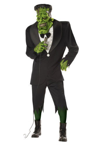 Big Frank Adult Costume- One size- California Costume