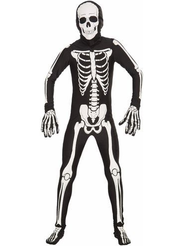 Boy's Bone Suit Costume