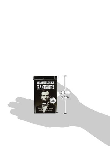 Accoutrements Abraham Lincoln Bandages