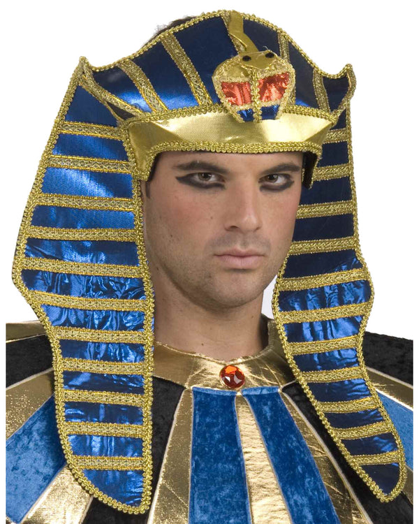 Forum Novelties Egyptian Pharaoh Adult's Headband Style Costume Hat