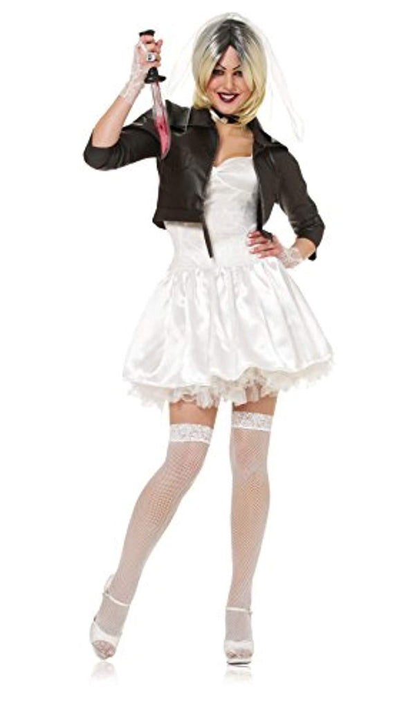 Costume Culture Women's Licensed Bride of Chucky Costume