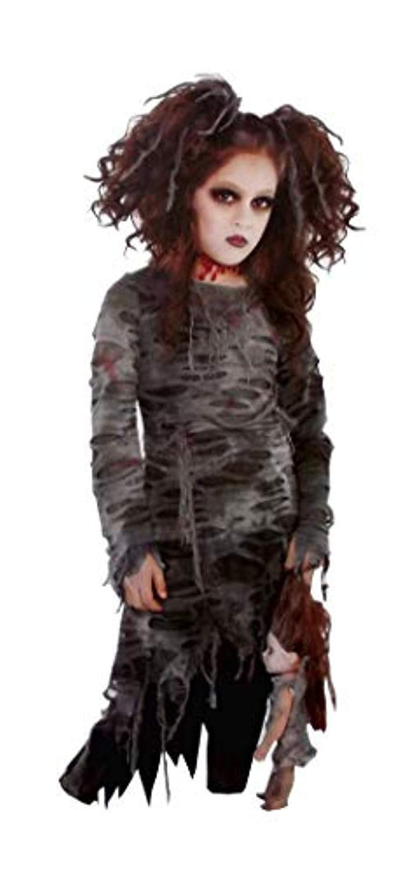 Amscan Undead Walker Girls' Zombie/Mummy Party Costume