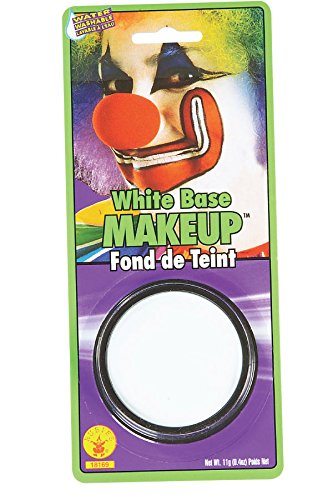 Rubie's Costume Co Grease Paint Makeup-White Costume