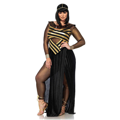 Leg Avenue Nile Queen 3 PC Womens Plus Size Costume