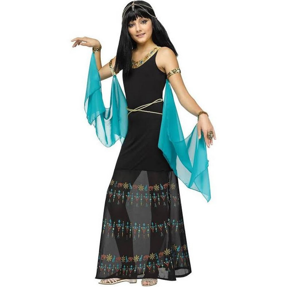 Fun World Egyptian Queen Child Costume