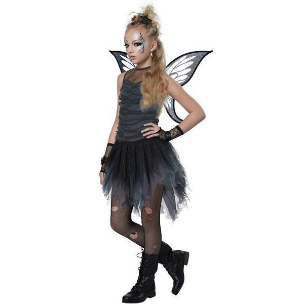 Californian Costumes Mystical Fairy 5pc Girls Costume
