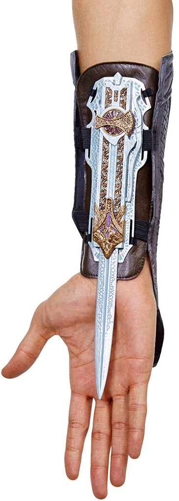Palamon Assassin's Creed: Rebellion Aguilar's Hidden Blade Adult's Costume Accessory