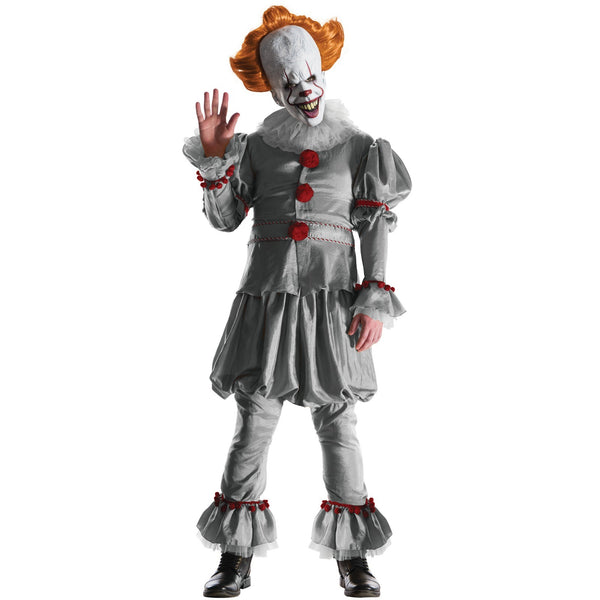 Rubie's Pennywise Movie Costume XL