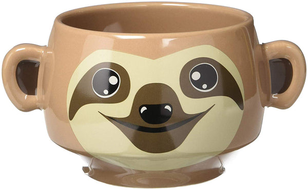 Thumbs Up! Sloth Sculpted Ceramic Mug