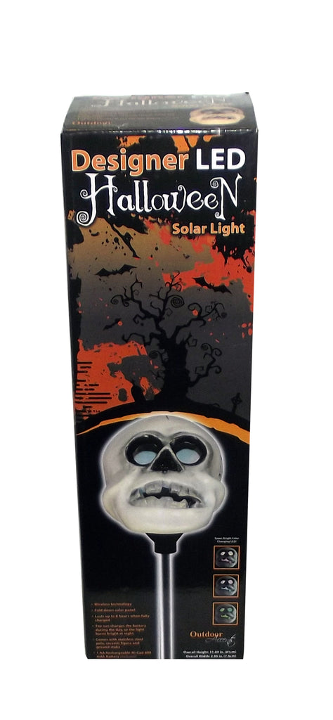 Designer Halloween LED Solar Light, 1 count