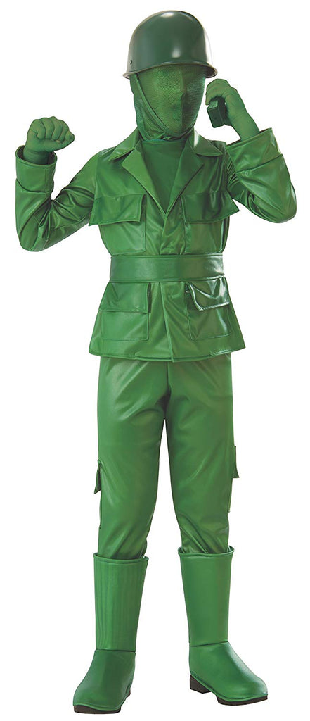 Rubie's Costume Company Opus Green Army Boy Deluxe Children's Party Costume