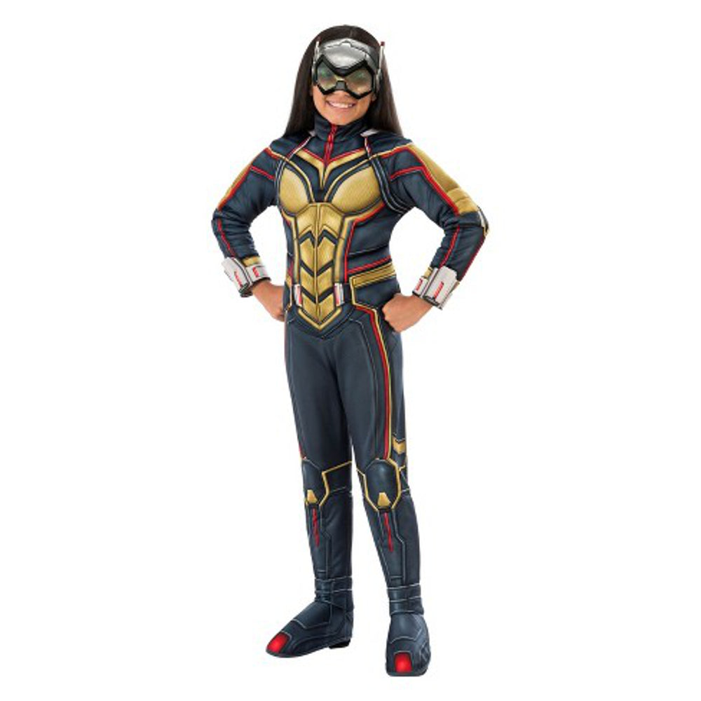 Ant-Man & The Wasp Girls' Wasp Party Costume