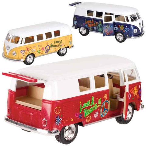Toysmith Pull-Back Car, Assorted, 1 count