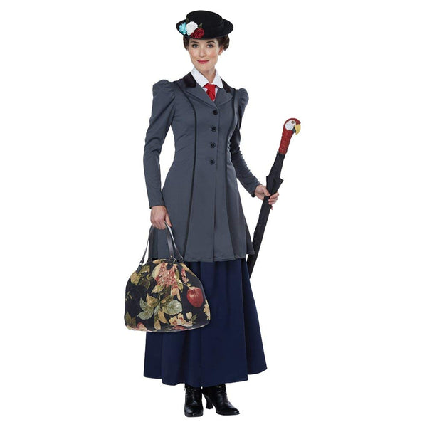 California Costumes English Nanny Women's Party Costume