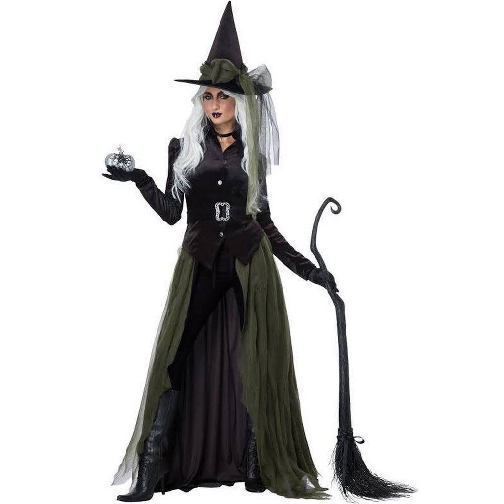 California Costumes Gothic Witch Womens Costume