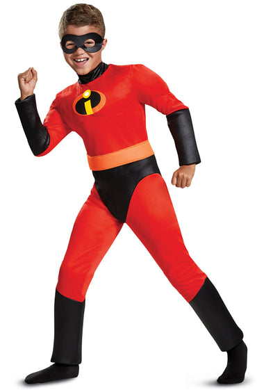 Disguise Inc Disney Incredibles 2 Dash Boys' Party Costume